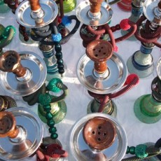 Hookahs, Casablanca, From the Morocco Project, 2009, Inkjet Print on Hahnemule Fine Art Paper, 20 x 24 inches, edition of 10