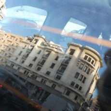 Windshield, Casablanca, From the Morocco Project, 2009, Inkjet Print on Hahnemule Fine Art Paper, 20 x 24 inches, edition of 10