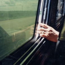 Hand, From The Visitor, Walking 1000 Miles Through Mexico's Cities, 1989, Chromagenic Print, 20 x 24 inches, edition of 10.