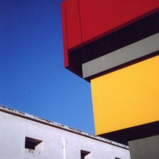 Three Windows, From The Visitor, Walking 1000 Miles Through Mexico's Cities, 2010, Chromagenic Print, 20 x 24 inches, edition of 10
